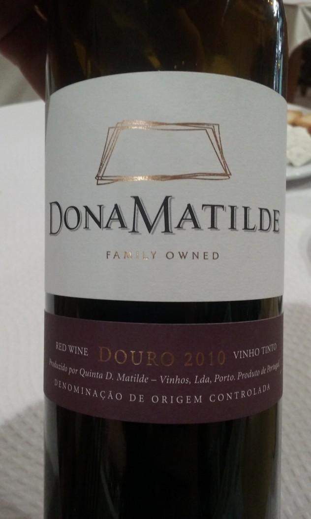 Dona Matilde 2010.