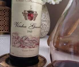 Casa Ferreirinha Vinha Grande 1995
