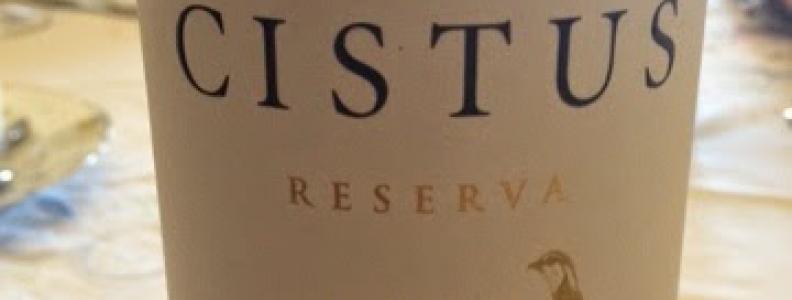 Cistus Reserva 2008