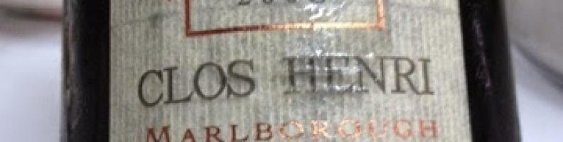 Clos Henri Pinot Noir 2008